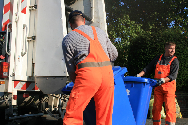 Müllwerker AWE 1