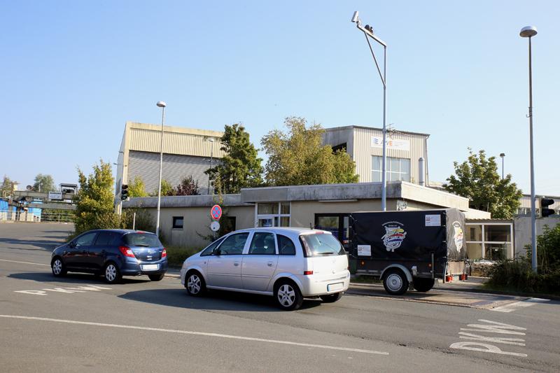 Entsorgungszentrum Eichstrasse