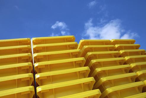 Gelbe Tonne